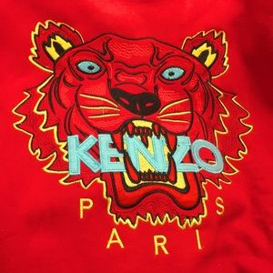 Kenzo embroidered Tiger top 🐅